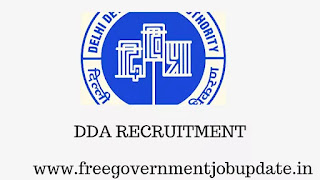 Delhi Development Authority  Recuitment 2020