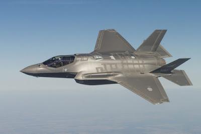 Caças F-35 - Coisas Judaicas