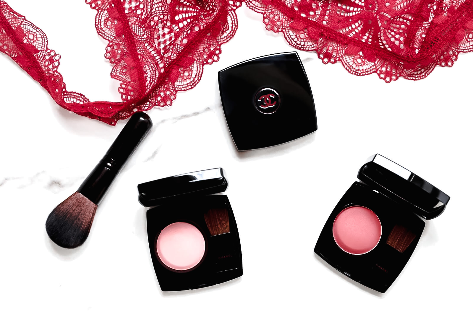 Chanel Joues Contraste Blush test
