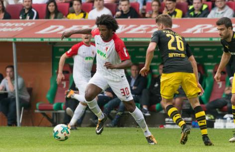 maillotfootball2021: Nouveau maillot Augsburg 2017-2018
