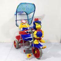 Sepeda Roda Tiga Anak Family F853ET Baby Tricycle