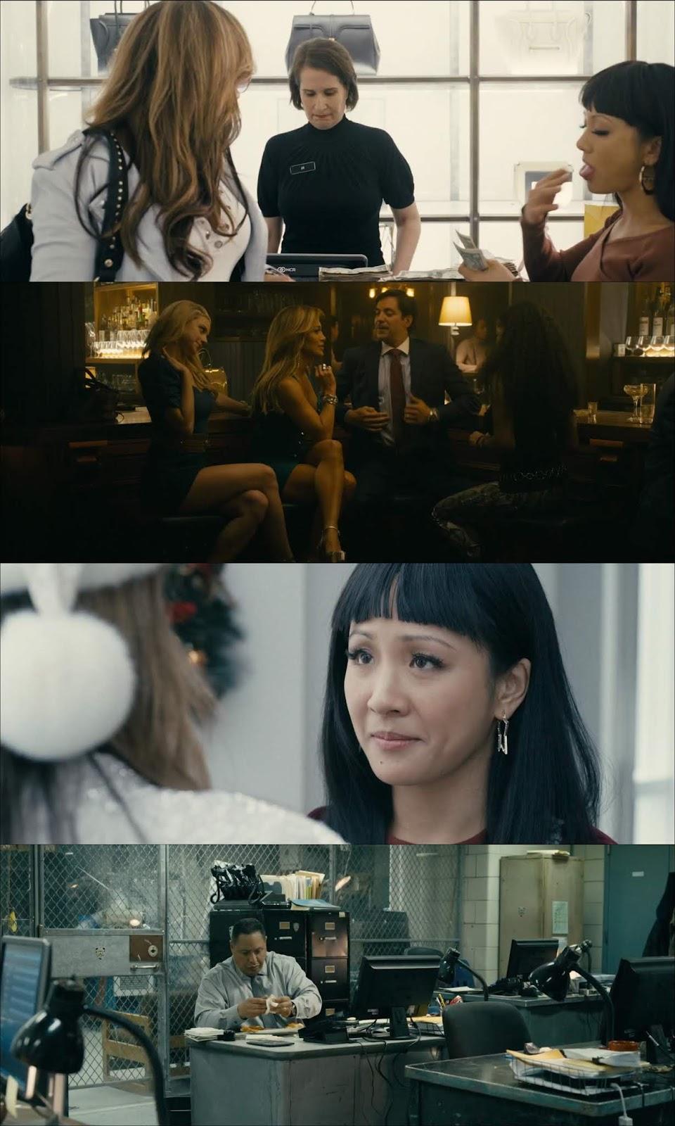 Estafadoras de Wall Street (2019) HD 1080p Latino