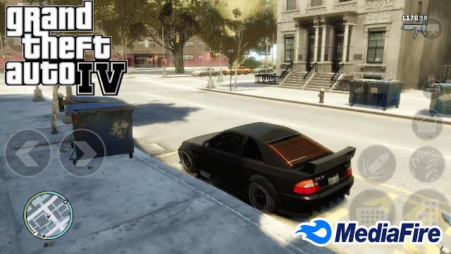 DOWNLOAD GTA 4 ANDROID - MEDIAFIRE | INSTALL GTA IV APK+DATA 2021