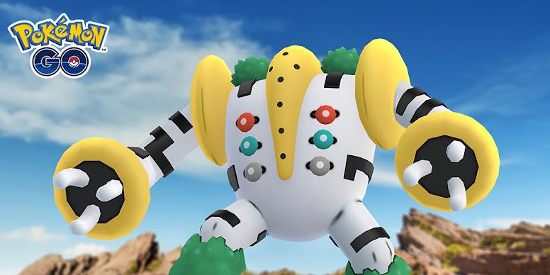 Regigigas Pokémon GO
