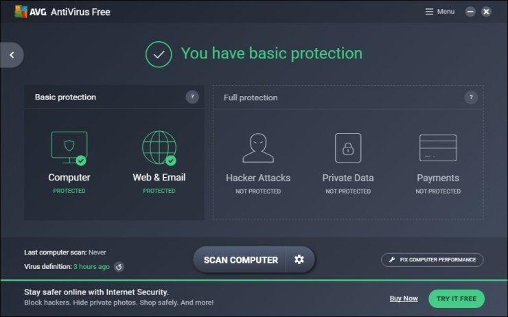 new antivirus technology