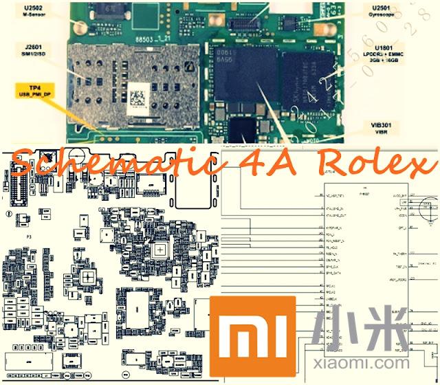FULL !!! Schematic Redmi 4a Rolex-Free Download