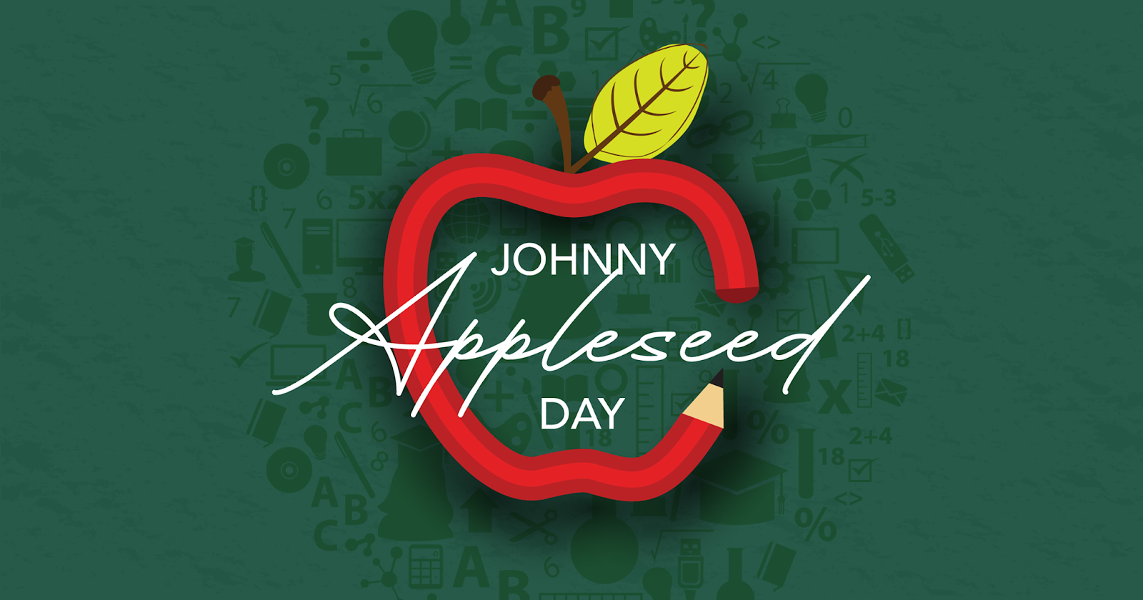 Johnny Appleseed Day Wishes For Facebook
