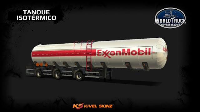 TANQUE ISOTÉRMICO - EXXON MOBIL