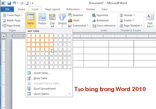 Tải Word 2010 - Soạn thảo văn bản trên máy tính, laptop miễn phí c