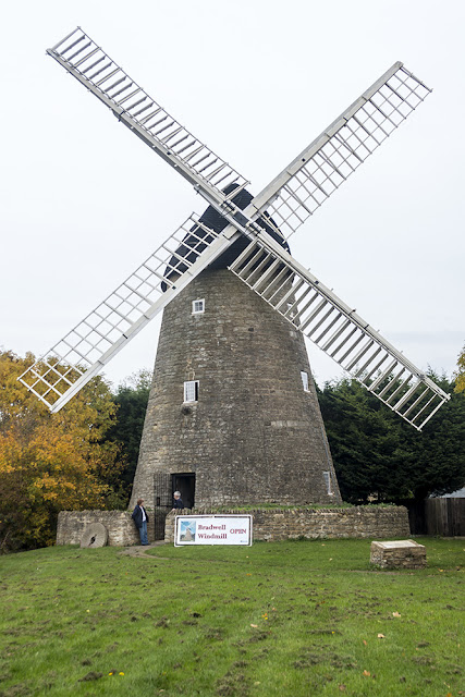 New Bradwell Windmill