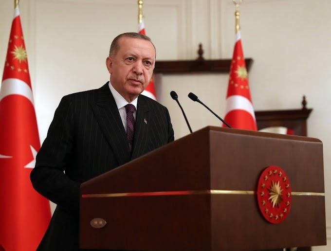 Erdogan: Ankara kész együttműködni a tálib vezetéssel