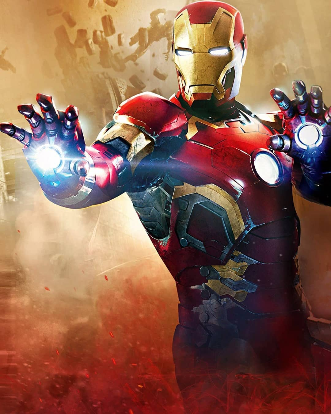Iron Man Wallpaper 4k For Mobile And Pc Free Download