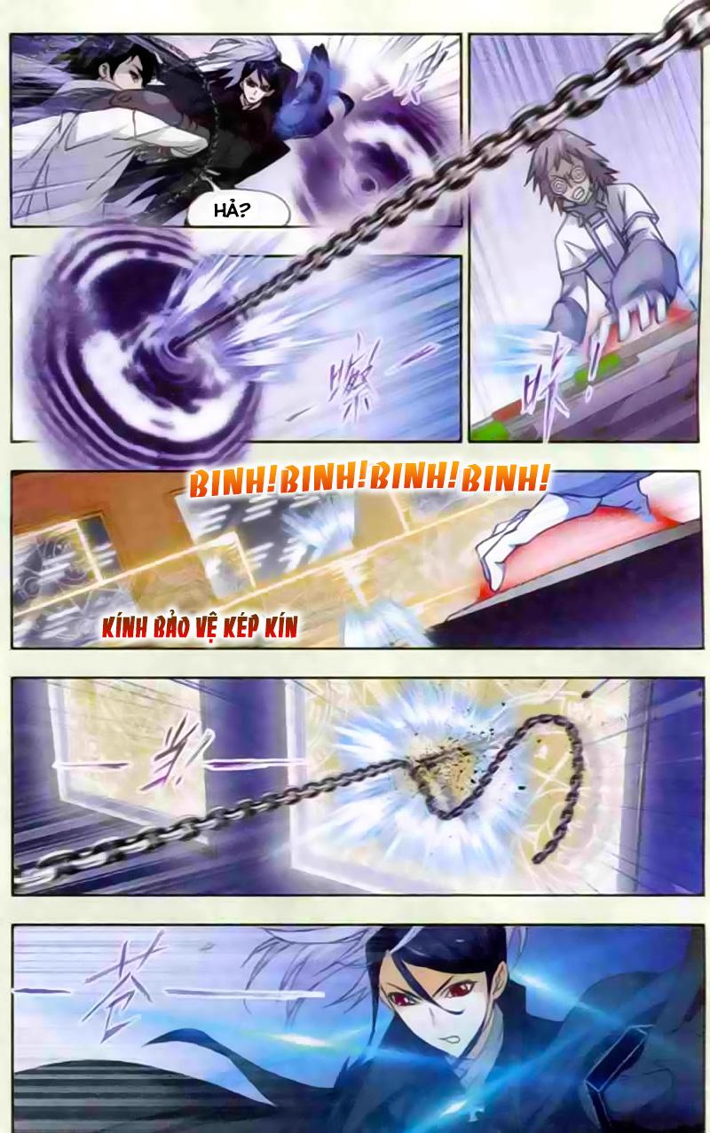 Dị Nguyên Kỷ Chap 2 - Next Chap 3