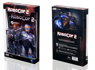 "San Diego Comic-Con 2020 Exclusive RoboCop 2 ""Kick ME"" RoboCop 118 Scale Action Figure by Hiya Toys"