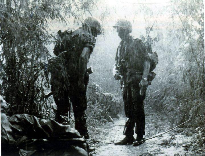 rain in vitnamm war
