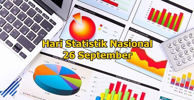 Asal Usul Hari Statistik Nasional Tanggal 26 September Di Peringati
