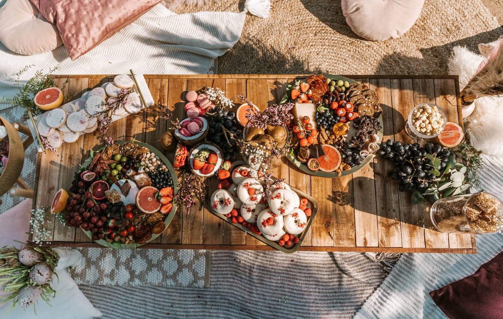 TEN OF THE BEST WEDDING GRAZING TABLES | BRISBANE QLD