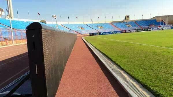 Stadium Tan Sri Dato Hassan Yunos Gelanggang Harimau Malaya Aksi Piala Asia 2019