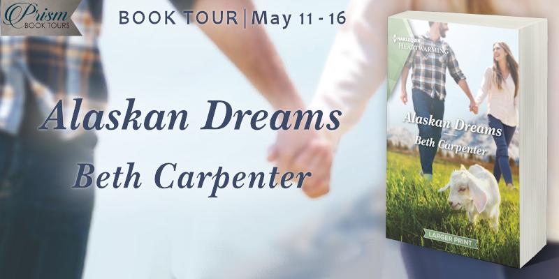 It's the Grand Finale for ALASKAN DREAMS by Beth Carpenter! #ADPrism