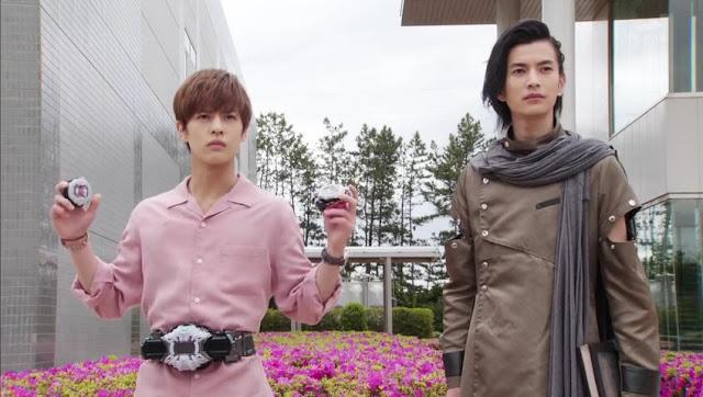 Kamen Rider Zi-O Episode 39 Subtitle TV-Nihon