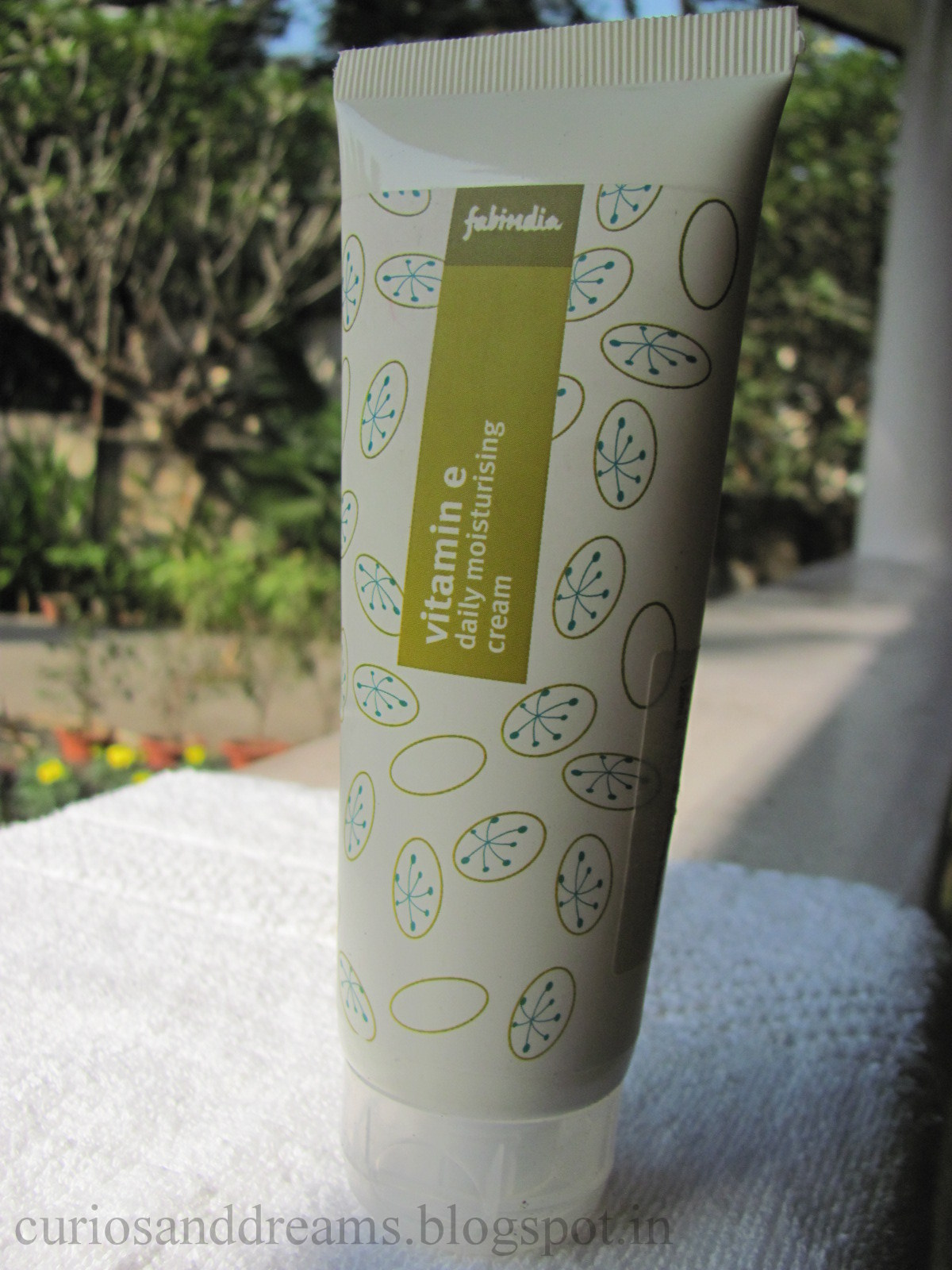 Fabindia Vitamin E Daily Moisturising Cream Review