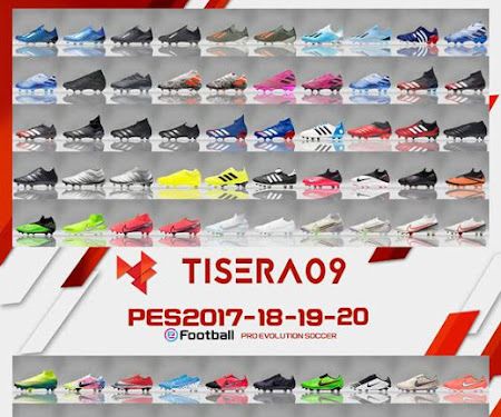 New Bootpack 2020 For PES 2017 PES 2018 PES 2019 PES 2020 PES 2021