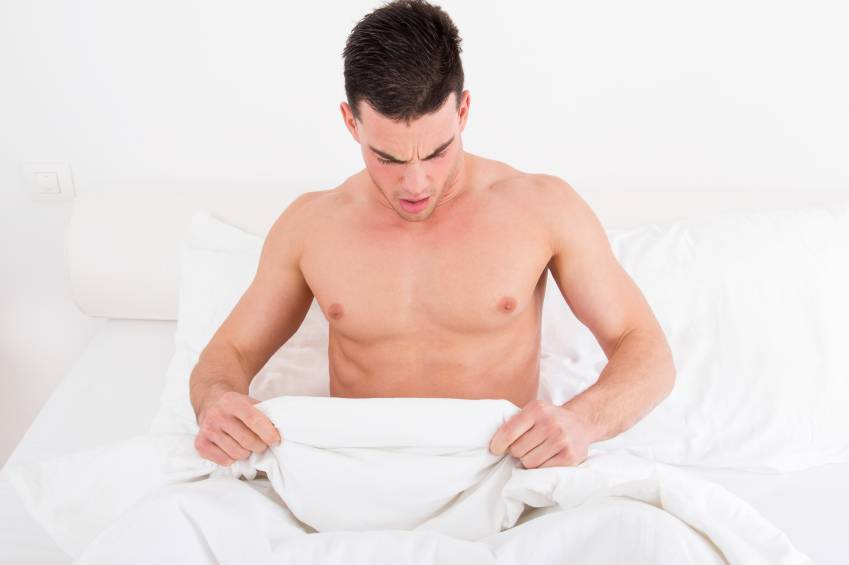 Know the symptoms before its too late men with this condition will 99% experience erectile dysfunction!!!
