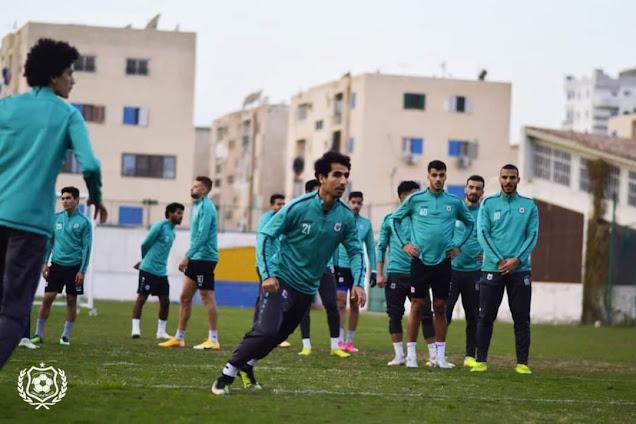 ٢٠ لاعبا بقائمة الإسماعيلي أمام المقاولون العرب