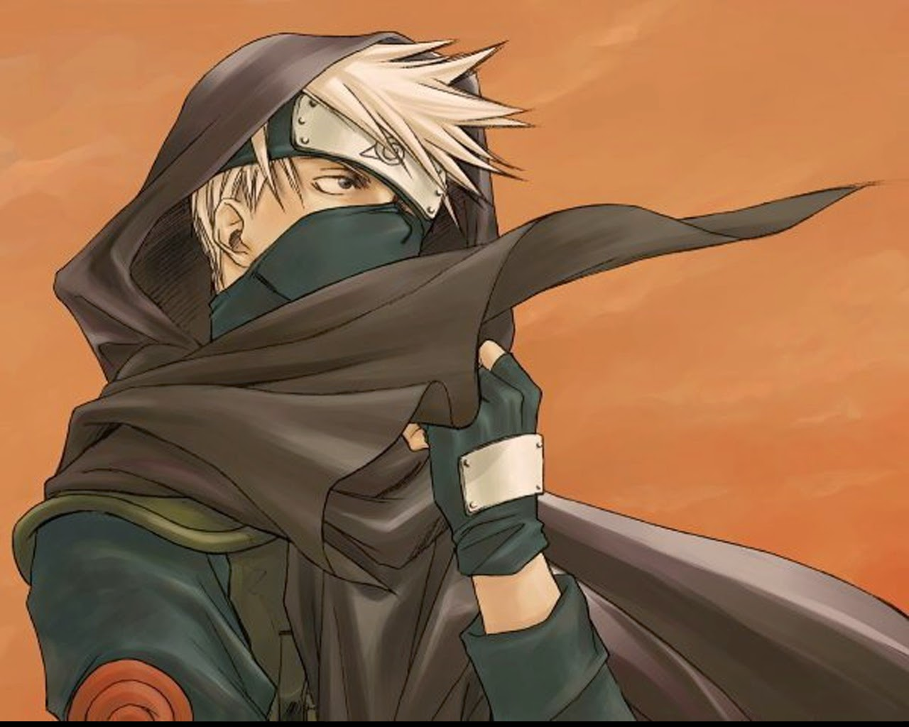 kokobrio Kakashi Hatake HD wallpapers