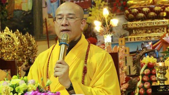 Trụ trì chùa Ba Vàng bị tước hết chức vụ trong giáo hội
