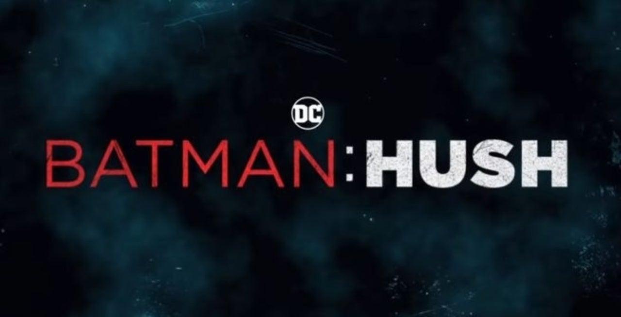 HD Batman: Hush photos screen shots poster