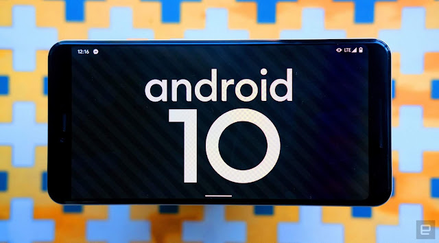 android 10 go