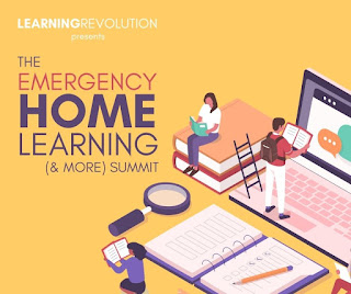 Emergency Home Learning Summit logo