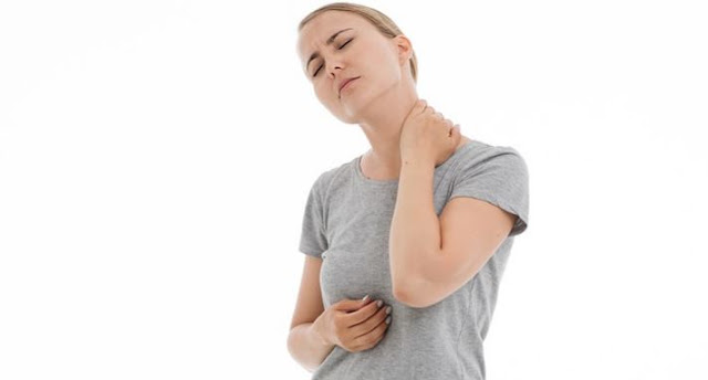 types of neck pains