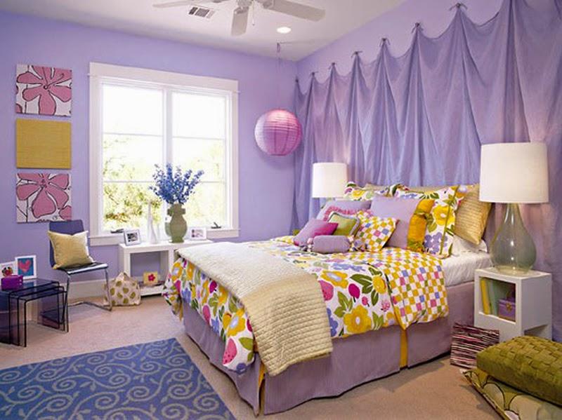 Terpaling Bilik Ini Adalah Sebab Warna Ni Soft Purple Sesuai Untuk Siang Dan Malam Lembut Je Colornye Tak Terang Sangat And Gelap