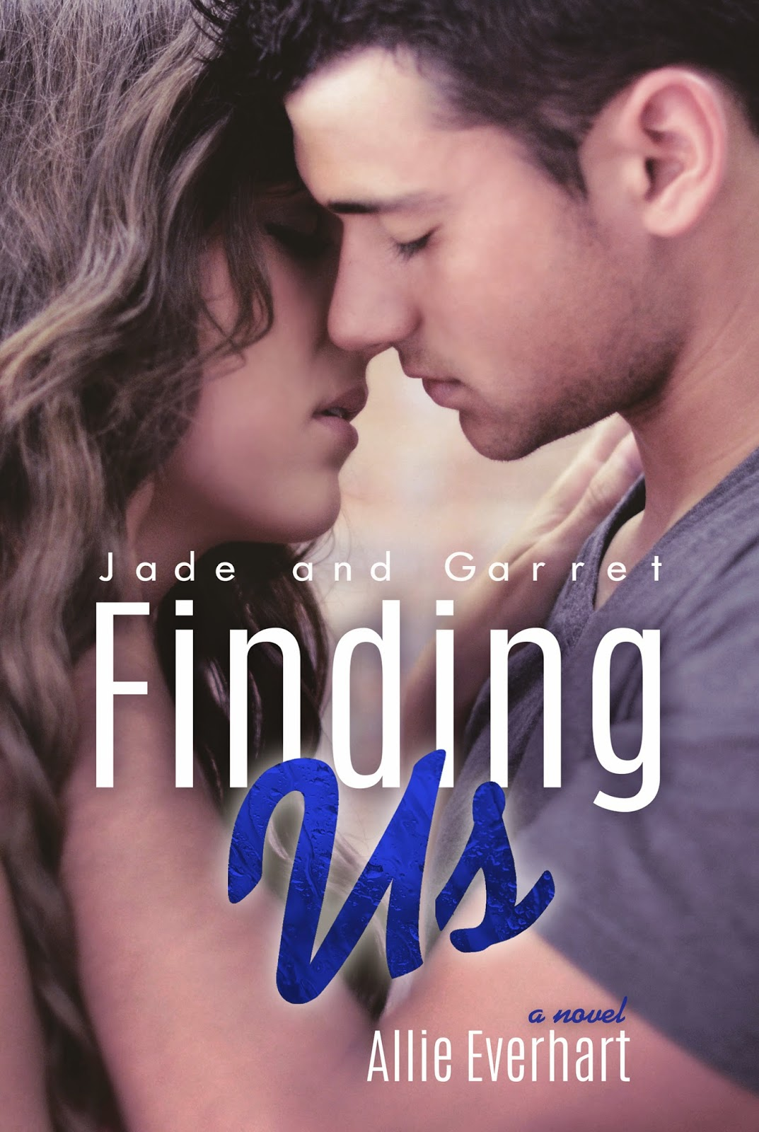 COVER REVEAL: FINDING US by Allie Everhart