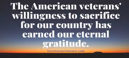 Veterans Day Quotes, Happy Veterans Day Quotes