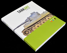 Read n' Reviewed: Mike Rinaldi's TankART I German Armour (3rd edition)