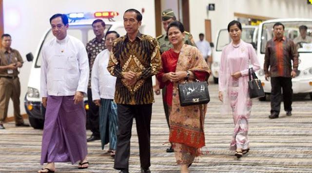 Kata Jokowi: Pasar Indonesia Jangan Dikuasai Merek Asing, Mulai Cintai Produk Kita Sendiri