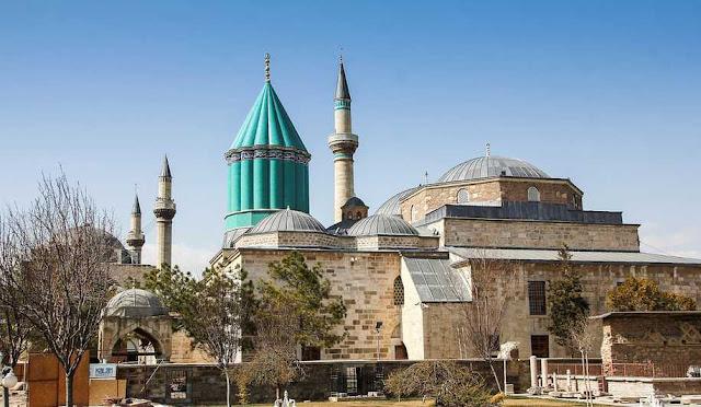 Mevlana Museum Turkey