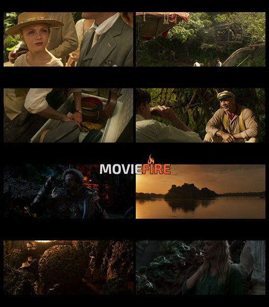 Jungle Cruise (2021) 1080p