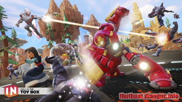 Download Game Disney Infinity 3.0: Gold Edition Full Crack