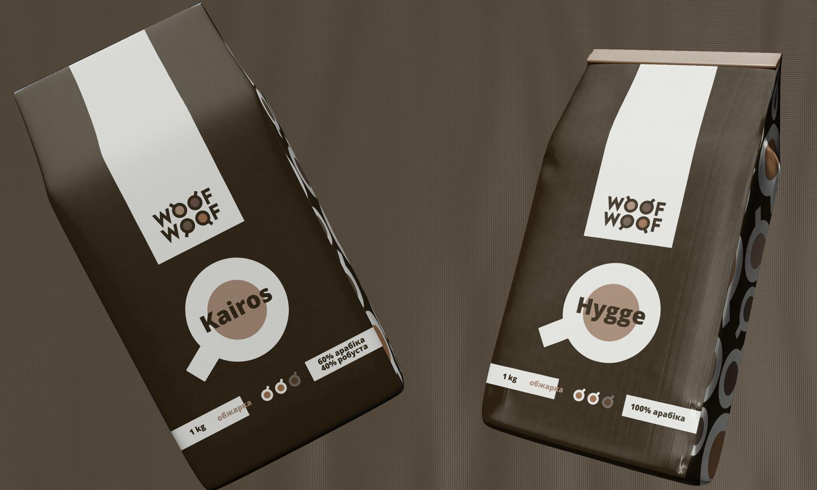 WoofWoof coffee
