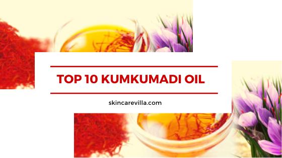 Top 10 Kumkumadi Oil Available In India
