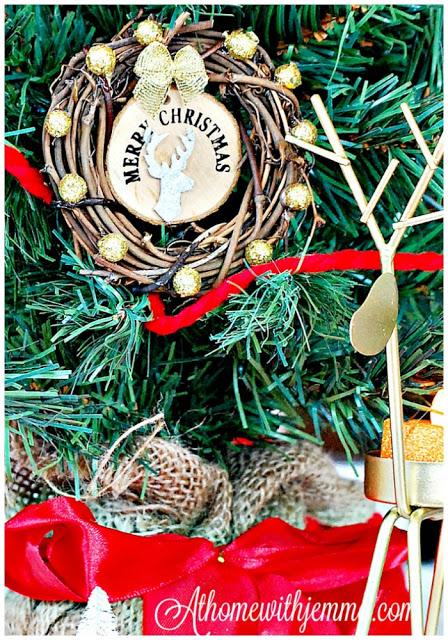 Decorating-Christmas-DIY-Craft-Ornament-deer-grapevine-athomewithjemma
