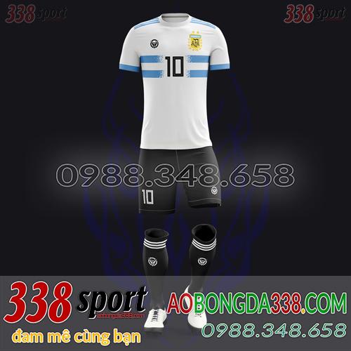 Áo Đặt May Theo Yêu Cầu - Mã ARGENTINA 01