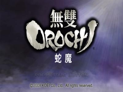 【PSP】無雙大蛇完整中文版(Musou Orochi)