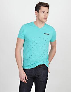 Basics Men's T-shirts -Flat 50% Off_frickspanel