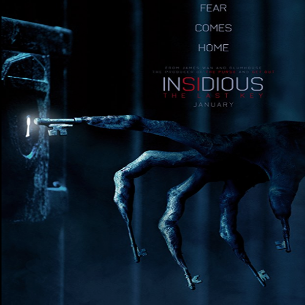 Insidious: The Last Key, Insidious: The Last Key Synopsis, Insidious: The Last Key Trailer, Insidious: The Last Key Review, Poster Insidious: The Last Key