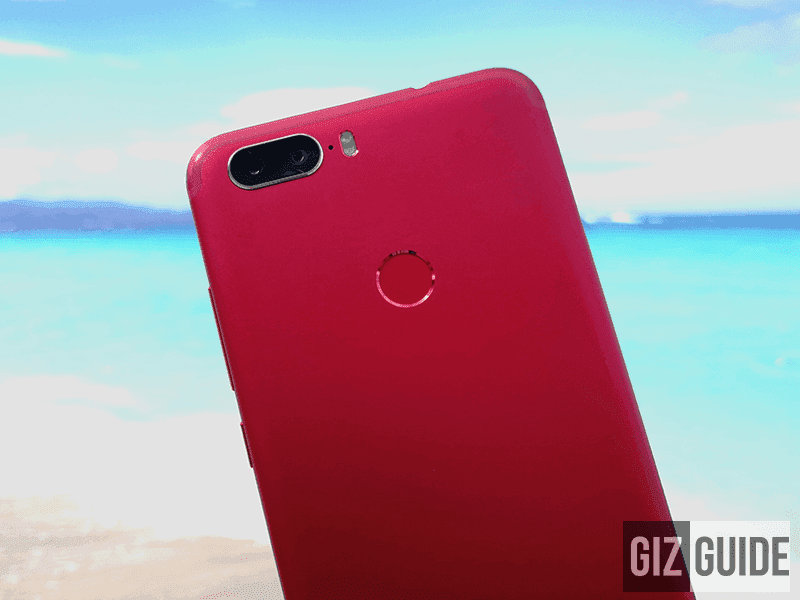 The dual camera setup in the Excite Prime 2 Pro is real and not just for gimmicks
